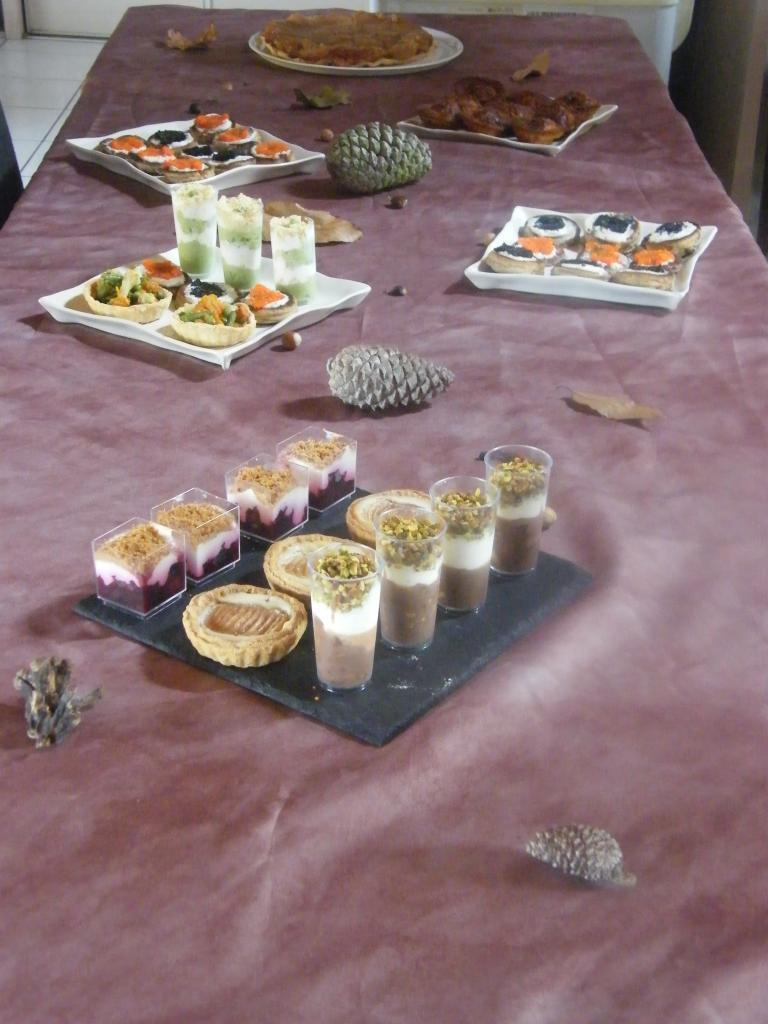 buffet d'automne 1