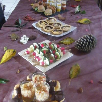 buffet d'automne 5