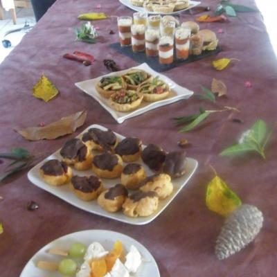 buffet d'automne 6