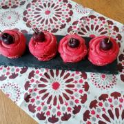 Delice aux fruits rouges